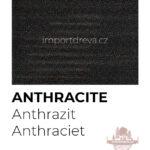 WOCA Exteriérový olej – Antracit 2.5 l