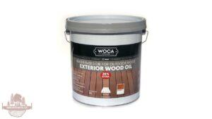 WOCA Exteriérový olej – Bangkirai 2.5 l