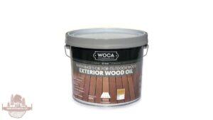 WOCA Exteriérový olej – Šedý 2.5 l