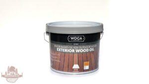 WOCA Exteriérový olej – Modřín 2.5 l