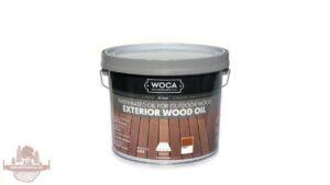 WOCA Exteriérový olej – Merbau 2.5 l