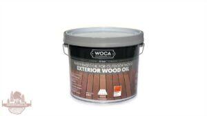 WOCA Exteriérový olej – Lískový ořech 2.5 l