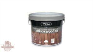 WOCA Exteriérový olej – Kamenná šedá 2.5 l