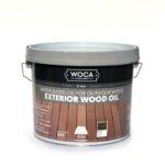 WOCA Exteriérový olej – Americký ořech 2.5 l