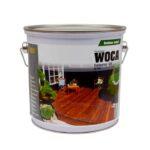 WOCA Exteriérový olej – Bilý 2.5 l